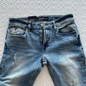 GUESS denim jeans skinny